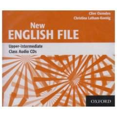 English File New Upper-Intermediate Płytki Audio CD