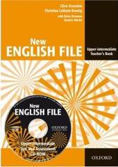 English File New Upper-Intermediate Książka Nauczyciela + CD-ROM