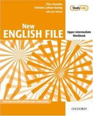 English File New Upper-Intermediate Zeszyt Ćwiczeń + CD