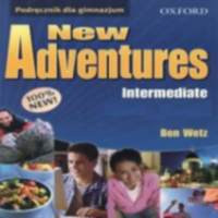 New Adventures Intermediate Płytki Audio Cd