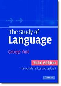 The Study Of Language (third Edition)