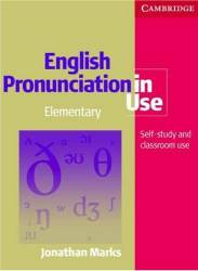English Pronunciation In Use Elementary + Audio Cd
