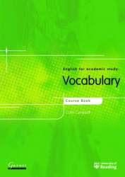 English For Academic Study - Vocabulary