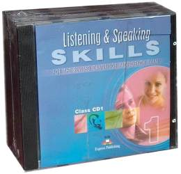 Cpe Listening And Speaking Skills 1 Płytki Audio Cd Klasowe(6)