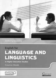 English For Language and Linguistics In Higher Education Studies Teachers Book