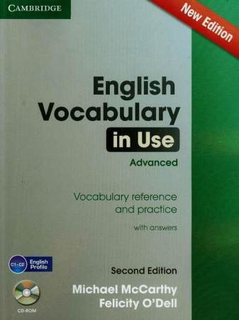 English Vocabulary In Use Advanced (2nd edtion)