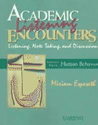 Academic Listening Encounters Human Behavior Students Book