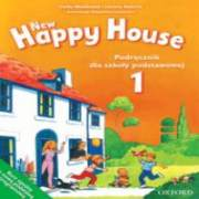 Happy House New 1 Płytki Audio CD Klasowe