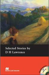 Macmillan Readers 4 Selected Stories By Dh Lawrence + Audio Cd