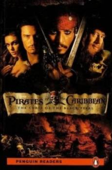 Penguin Readers 2 Pirates Of The Caribbean The Curse Of The Black Pearl + Mp3 Cd