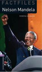 Factfiles 4: Nelson Mandela + Audio Cd (2nd Edition)