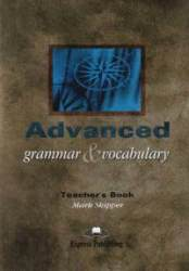 Advanced Grammar And Vocabulary Teachers Book