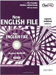 English File New Beginner Zeszyt Ćwiczeń z Odp. + CD