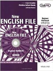 English File New Beginner Zeszyt Ćwiczeń + CD