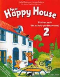 Happy House New 2 Podręcznik