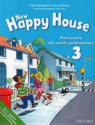 Happy House New 3 Podręcznik