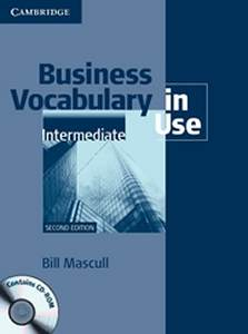 Business Vocabulary In Use Intermediate 2nd Edition + Cd-rom