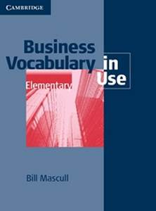 Business Vocabulary In Use Elementary 2nd Edition + Cd-rom