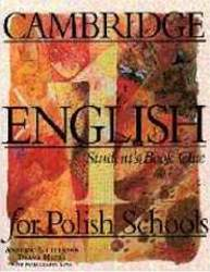 Cambridge English For Polish Schools 1 Podręcznik