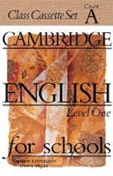 Cambridge English For Schools 1 Kasety Klasowe