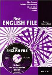 English File New Beginner Książka Nauczyciela + CD-ROM