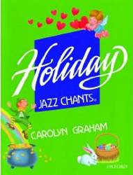 Holiday Jazz Chants Podręcznik