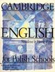 Cambridge English For Polish Schools 4 Podręcznik