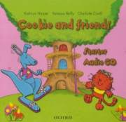 Cookie And Friends Starter Płytka Audio Cd