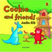 Cookie And Friends B Płytka Audio Cd