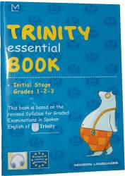 Trinity Essential Book + Audio CD