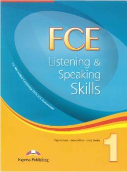 Fce Listening And Speaking Skills 1 New Edition Podręcznik