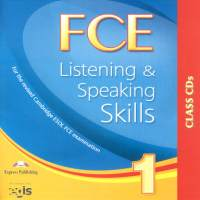 FCE Listening and Speaking Skills 1 New Edition P�ytki Audio CD