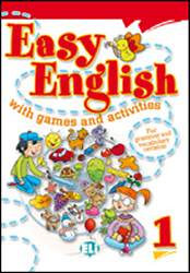 Easy English With Games And Activities 1 + Audio Cd