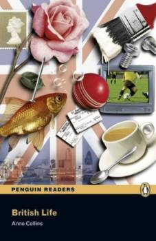 Penguin Readers 3 British Life + mp3 cd
