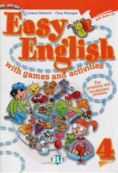 Easy English With Games And Activities 4 + Audio Cd