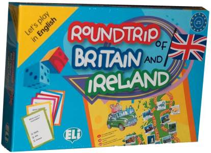 Eli Roundtrip Of Britain And Ireland English