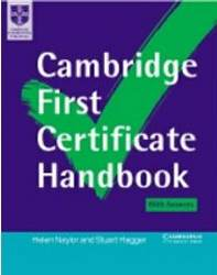 Cambridge First Certificate Handbook