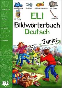 Eli Bildworterbuch Junior Deutsch