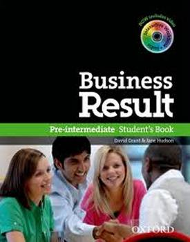 Business Result Pre-Intermediate Podręcznik + Dvd