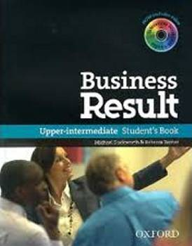 Business Result Upper-intermediate Podręcznik + Dvd