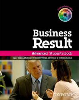 Business Result Advanced Podręcznik + Dvd