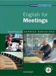 English For Meetings Podręcznik
