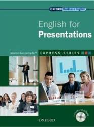 English For Presentations Podręcznik