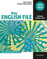 English File New Advanced Podręcznik