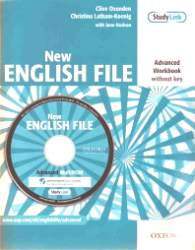 English File New Advanced Zeszyt Ćwiczeń + CD