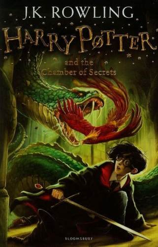Harry Potter And Chamber Of Secrets / Rowling J.k.
