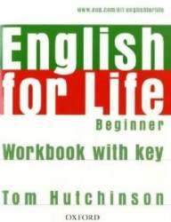 English For Life Beginner Zeszyt Ćwiczeń z Odp.