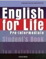 English For Life Pre-Intermediate Podręcznik