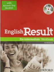 English Result Pre-Intermediate Zeszyt Ćwiczeń z Odp.