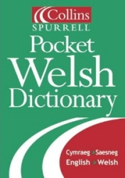 Collins Spurrell Pocket Welsh Dictionary